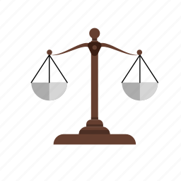 law, scale icon