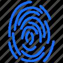 thumb, thumbprint, finger, biometric