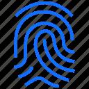 finger, fingerprint, biometric, scan