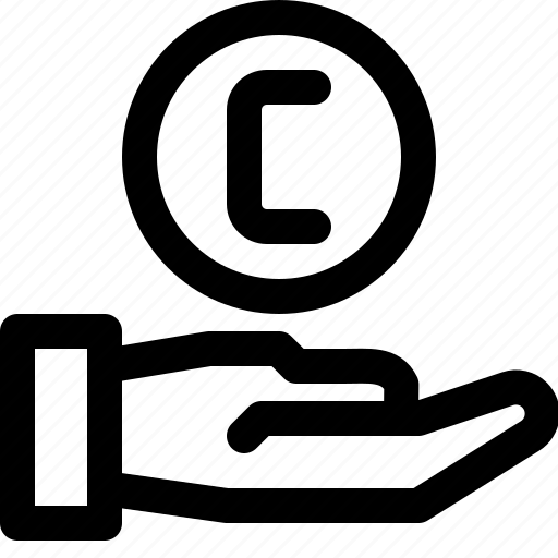 Copyright, institution, state icon - Download on Iconfinder