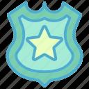 police, shield, judge, justice, badge, security, law