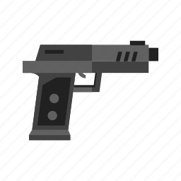 crime, danger, gun, pistol, pistols, violence, weapon icon