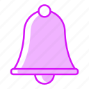 alarm, alert, bell, christmas, ornament, police, sound icon