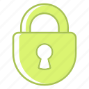 crime, law, lock, password, secure, security icon