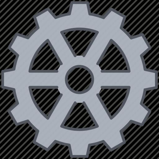 cog, cogwheel, construction, gear, mechanical, preferences, wheel icon