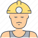 engineer, construction, construction worker