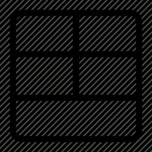 app template, minimal design, web app, website template icon
