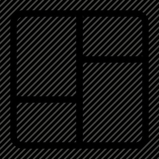 blog template, minimal design, responsive application, responsive design icon