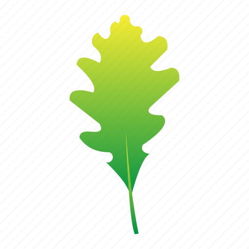 green, leaf, leafset, plants, set, unique, yellow icon