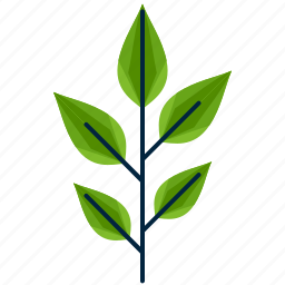 alternate, forest, leaf, park, shape, tree icon