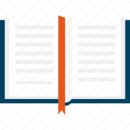 book, learn, learning, notebook, school, study icon