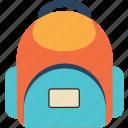 bag, book, briefcase, learn, school, study icon