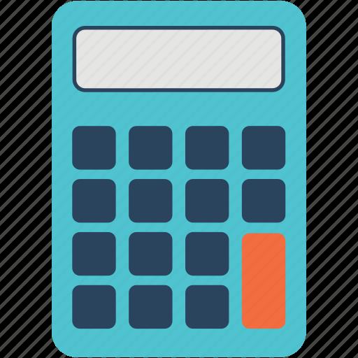 accounting, calculator, learn, learning, school, study icon