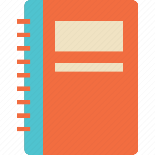 book, learn, learning, notebook, reading, study icon