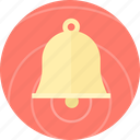 bell, music, noise, noisy, notice, sound icon