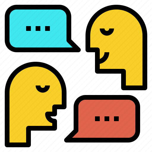 Debate, discussion, meeting, speech, talk icon - Download on Iconfinder