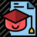 education, file, learning, online, school