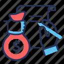 case, document, inheritance, money icon