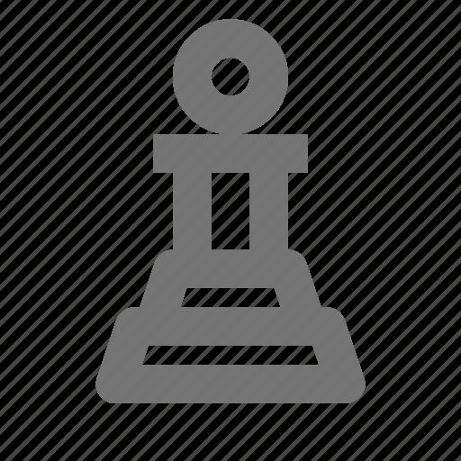 chess, pawn icon
