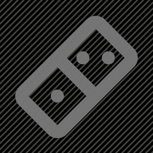 domino, games icon