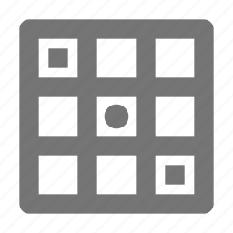 board, entertainment, fun, game, play, strategy, tic tac toe icon