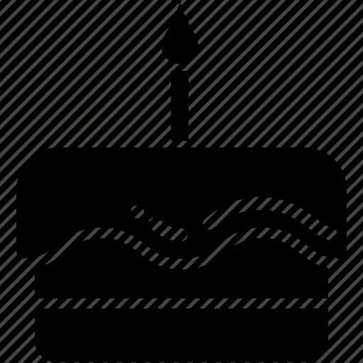 anniversary, birthday, cake, celebrate, celebration, party icon