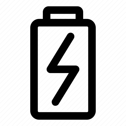 battery, charge, electricity, power, recharge icon