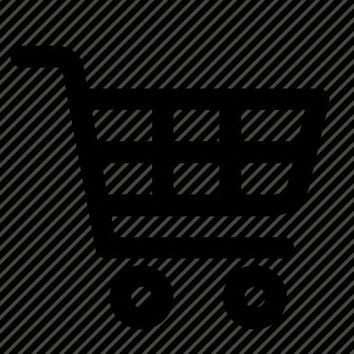 cart, ecommerce, item, purchase, shopping icon