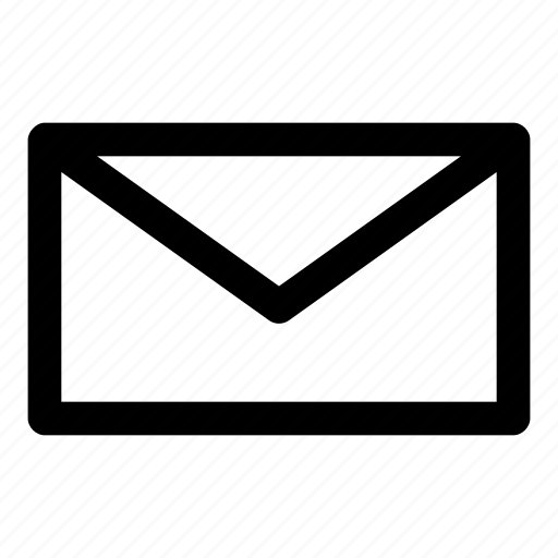 closed, envelope, letter, paper, read icon