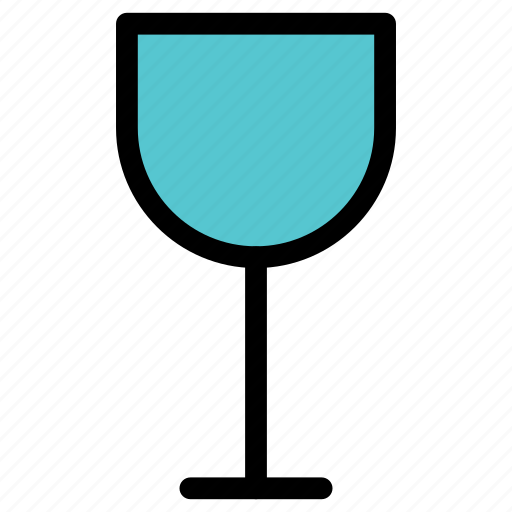 alcohol, cup, dinner, drink, glass, tea, wine icon