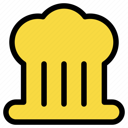 chef, chef hat, cook, cooking, kitchen, restaurant icon