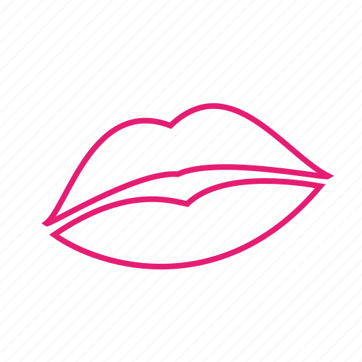 chat, kiss, lips, love, mark, sex, valentines icon