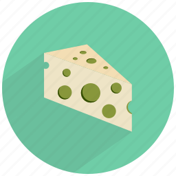cheese, food, slice, soy, tempeh, tofu, vegan icon