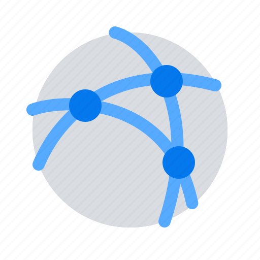 Cdn, global, network icon - Download on Iconfinder