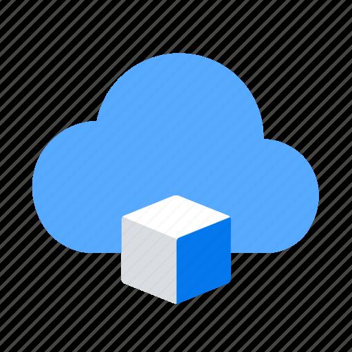 Cloud, storage, value icon - Download on Iconfinder