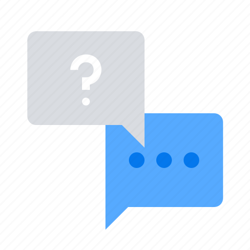 chat, dialogue, support icon
