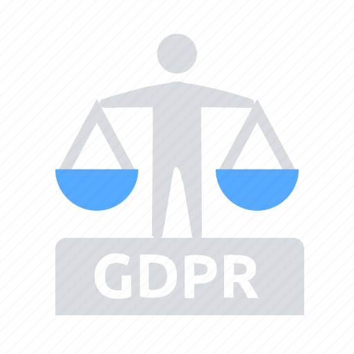 data protection, gdpr, law, legal icon