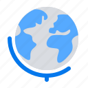 earth, geography, globe