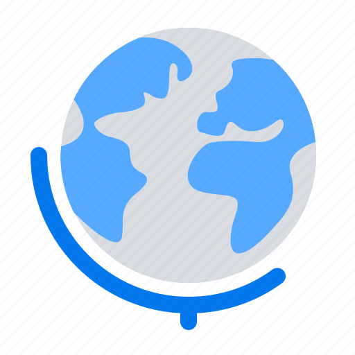 Earth, geography, globe icon - Download on Iconfinder