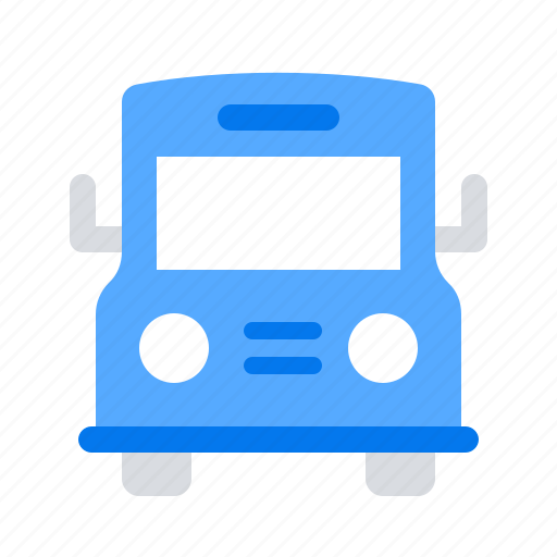 Bus, school, transport icon - Download on Iconfinder