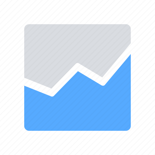 analytics, chart, diagram, finance, graph, report, statistics icon
