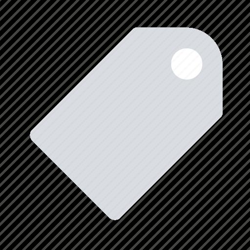 desctiption, label, tag, title icon