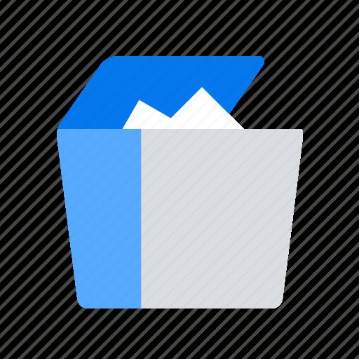 Bin, garbage, trash icon - Download on Iconfinder
