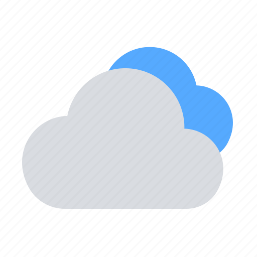 cloud, clouds, cloudy, data storage, share, sharing, weather icon