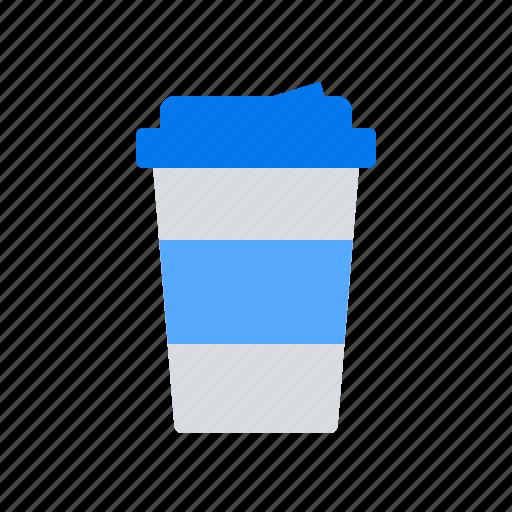 coffee, cup, drink, hot, mug, tea, to go icon