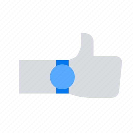 feedback, finger, gesture, hand, like, positive, thumb up icon