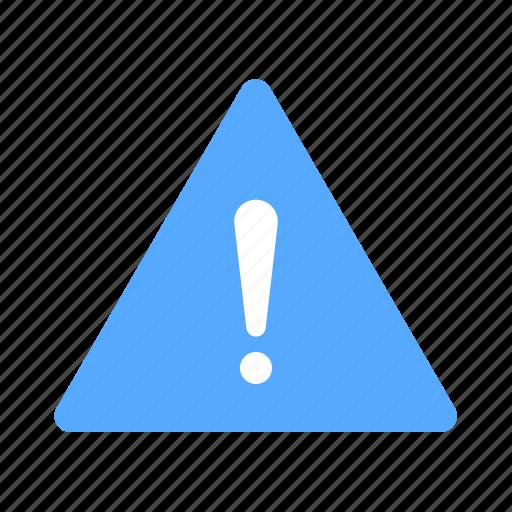 alert, attention, caution, error, notice, sign, warning icon