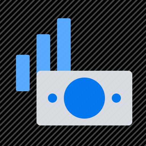 analytics, bars, currency, dollar, graph, money, statistics icon