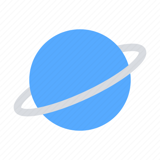 cosmos, galaxy, planet, ring, saturn, space, universe icon