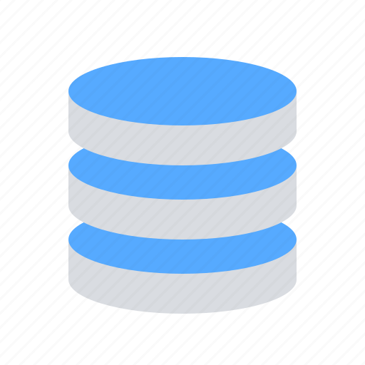 computing, data center, server, storage icon